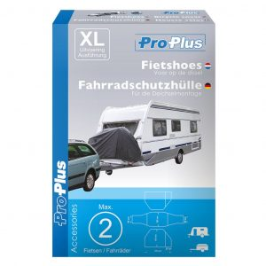 ProPlus Cykelcover til 2 Cykler XL 330291